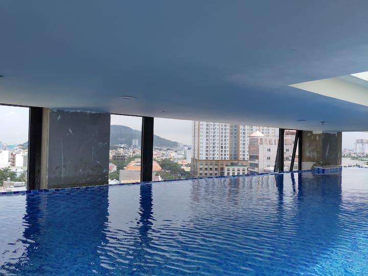 Hồng Hải 2 Hotel ( Phòng 2 giường cho 4 khách )