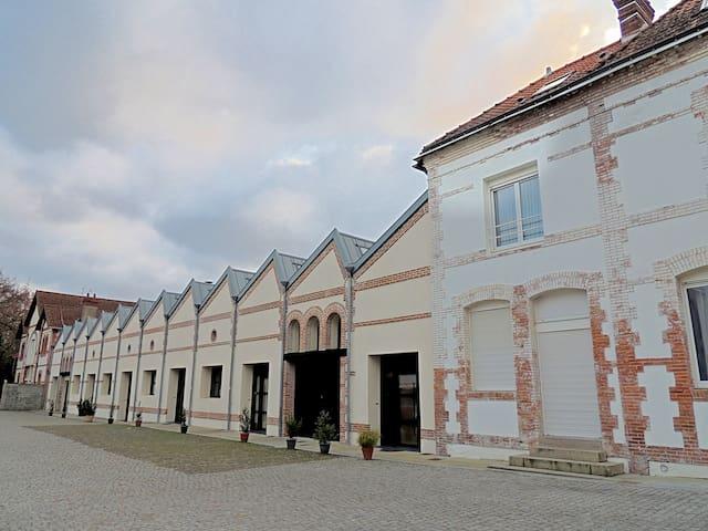 Appartement proche Nantes bien situé et charmant