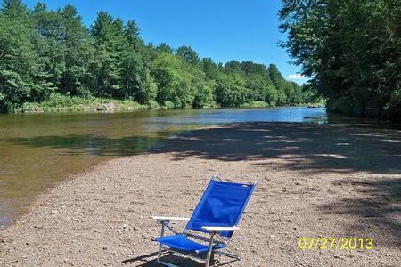 Adventures awaits on the Saco River - Conway - Reihenhaus