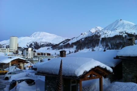 Welcome in Ally's House - Colle Sestriere
