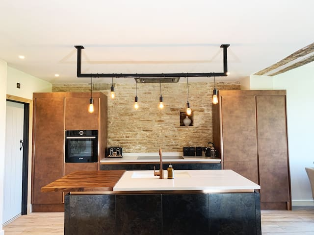 Brand new barn conversion, Cotswolds