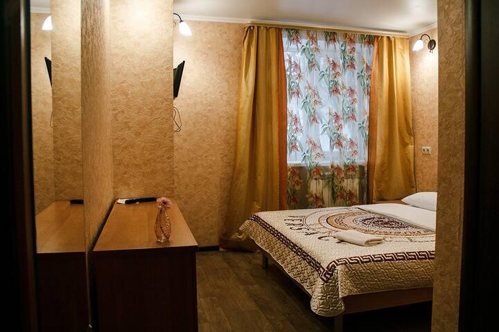 Улучшенный двухместный номер в отеле Holiday House, 1