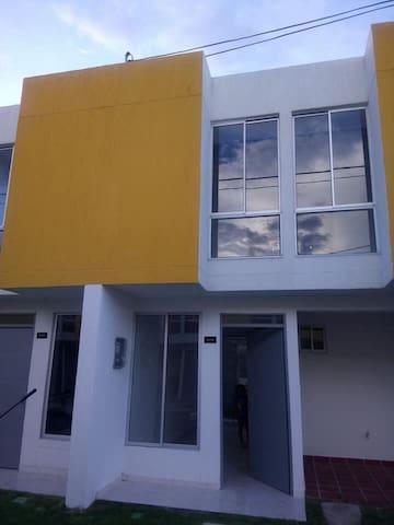 Hermosa casa/cabaña en la Frontera-Conj Girasoles