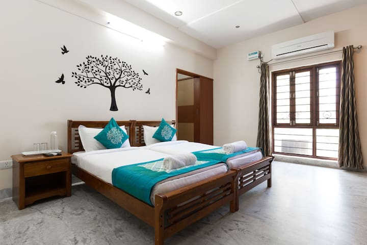 Suite Room In Gachibowli - Hyderabad - Daire