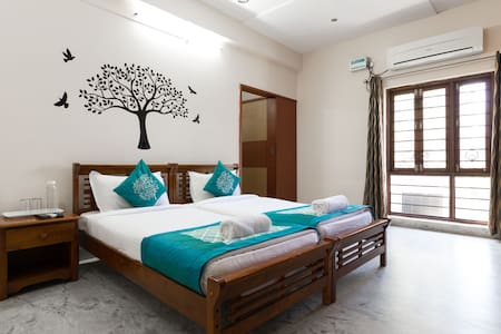 Suite Room In Gachibowli - Hyderabad - 公寓