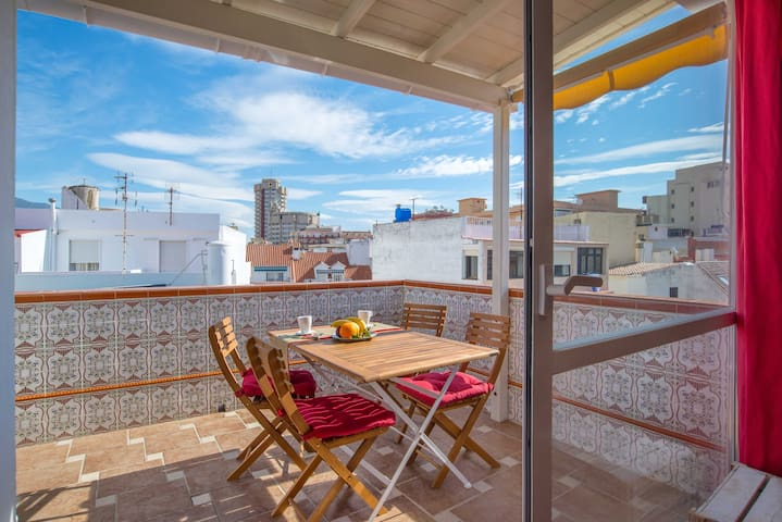 Penthouse downtown Fuengirola
