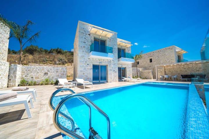 Breathtaking SeaView Brand New Villa