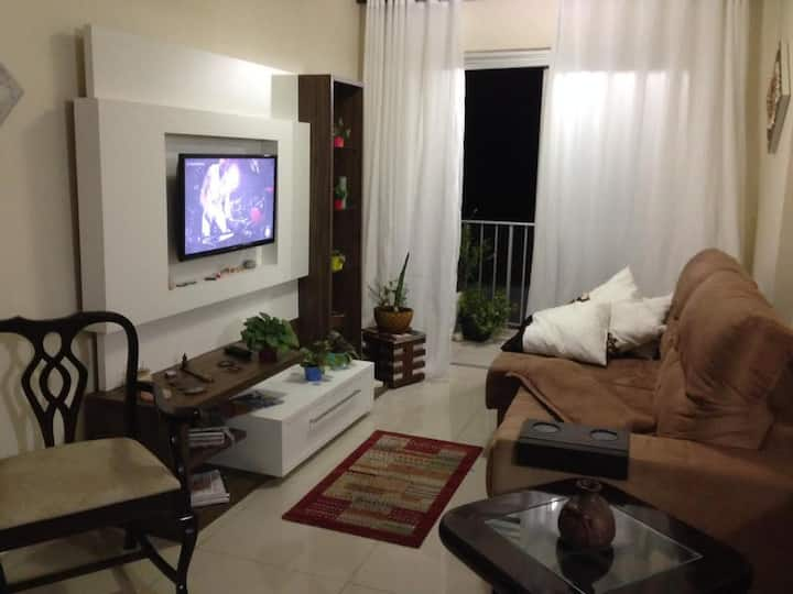 Apartamento na Quadra do Mar - Barra Sul