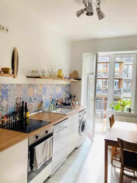 Nice appartement Ottensen
