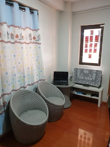 Fully Furnished Studio Flat @ Sanchaung Township