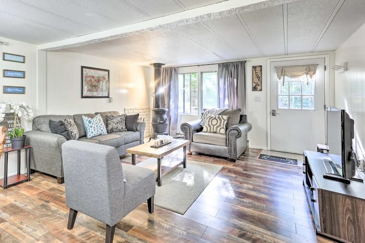 Comfy and Quiet Cottage, close to lake