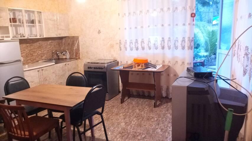 Семейный дом у моря в Чакви