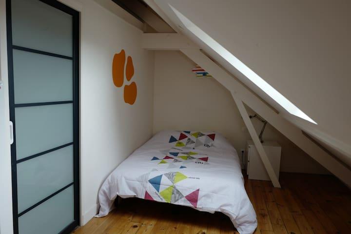 Chambre 3 (3ème étage)