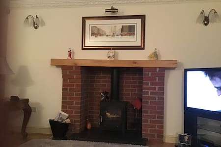 Home away from home - semi detached homely stay