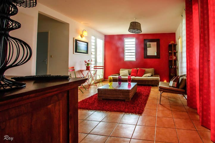 Appartement Marina Bay - Le Marin - Daire