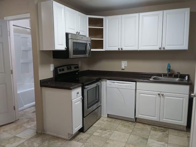 Private, spacious, yet cozy