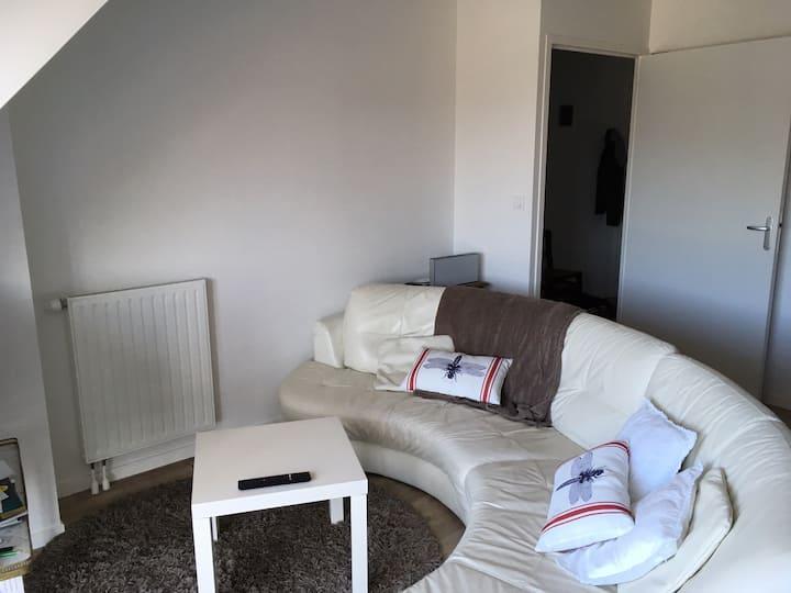 Bel appartement neuf proche de Saint-Malo