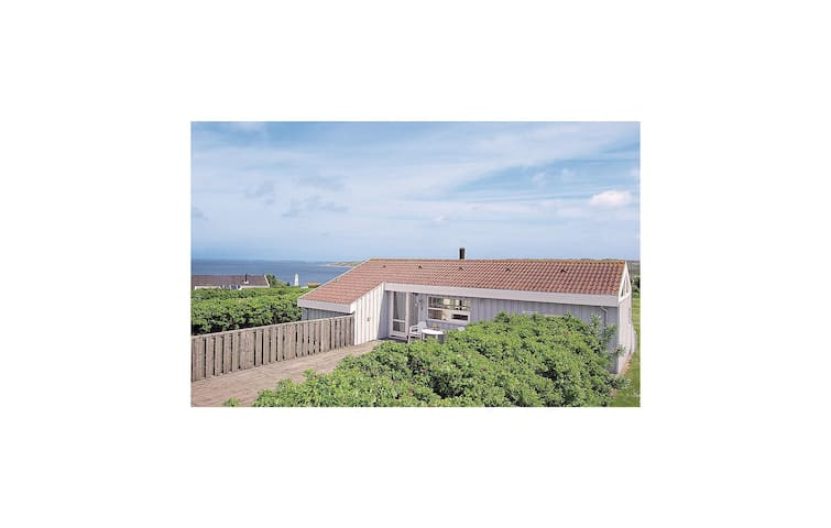 Holiday cottage with 3 bedrooms on 83 m² in Lemvig