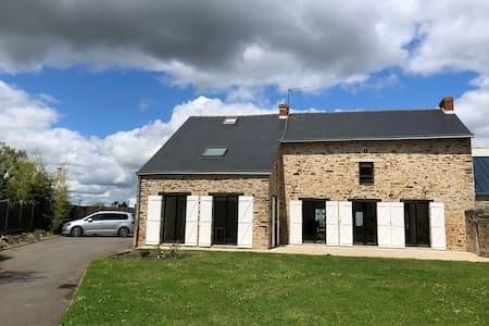 Chambre à 2 pas de l'aéroport Nantes (Conseil)