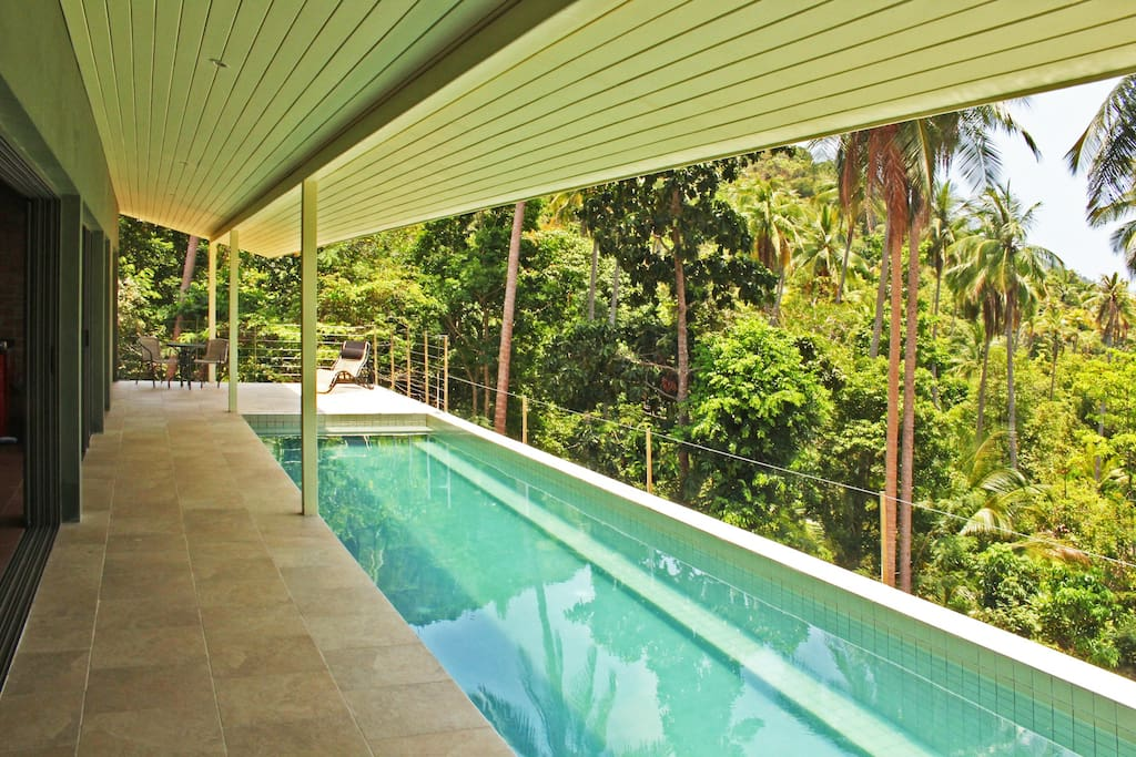15M long private pool