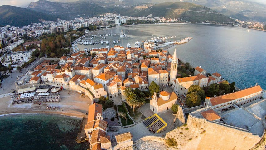 Guidebook for Budva