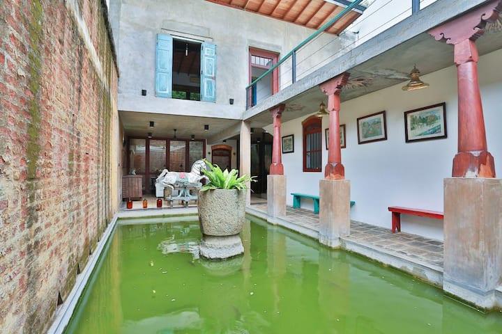 Villa Battaramulla for short-term rent