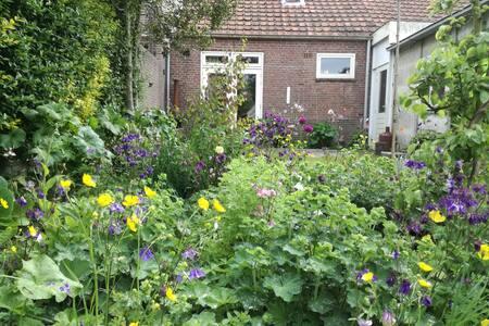 Sfeervolle woning met tuin nabij Middelburg