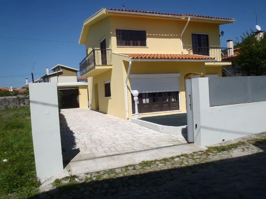 Entrance CasaRada