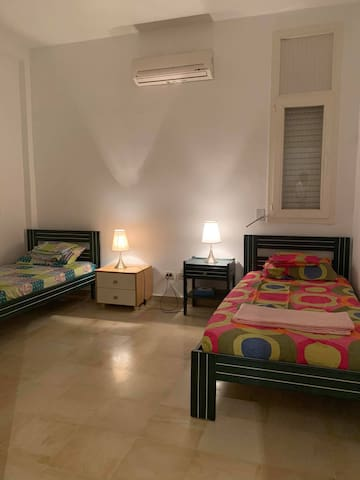 villa cozy Hammamet 15min de la plage
