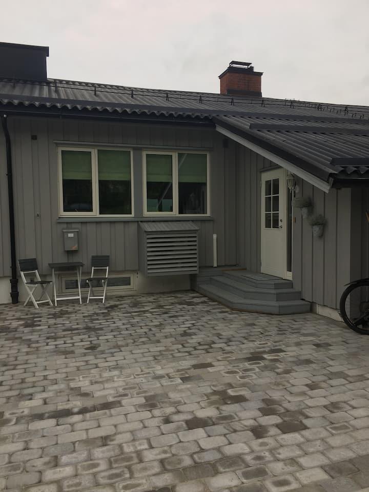Hyggelig leilighet, meget sentralt i Lillehammer
