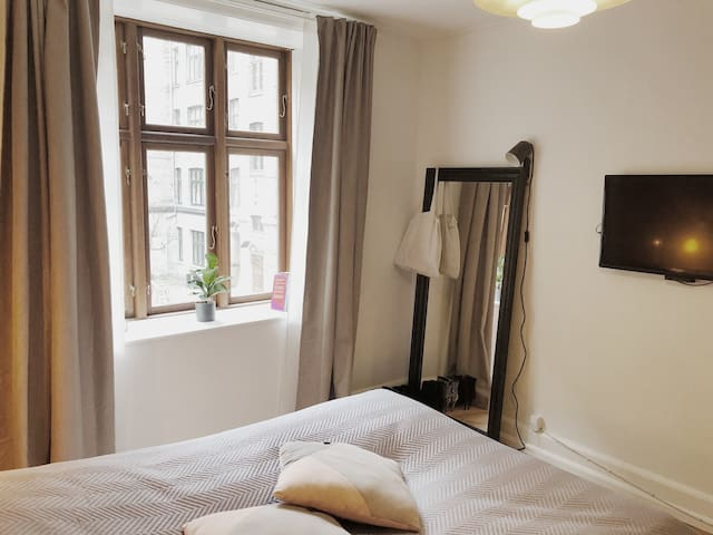 Newly renovated apartment in Vesterbro