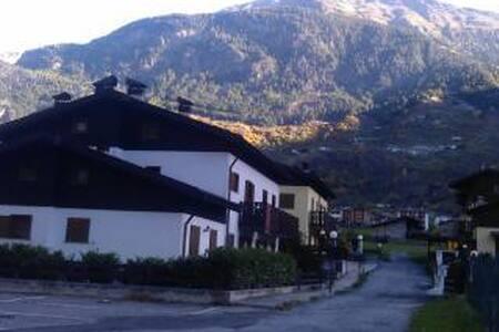 Appartamento alpino White Gardenia,15min da Bormio - Sondalo - Ferienunterkunft