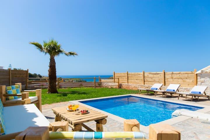 Chainteris Villa II, Summer Dream! - Rethymnon - Villa