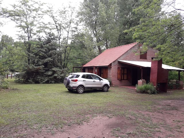 CABAÑAS EN UN LUGAR SOÑADO CON DESAYUNO - Nono - Natur-Lodge
