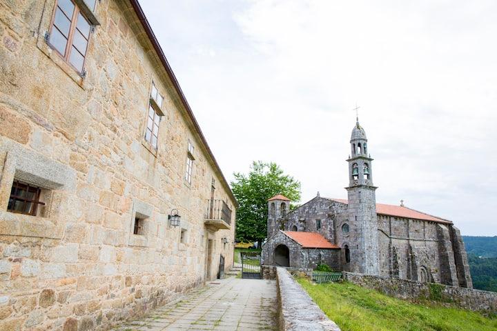 Hotel privado para ti Hostel Monasterio de Moraime
