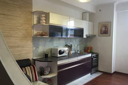 Full furnished appartment, lux - Dushanbe - Appartement