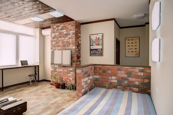 Luxury loft-style apartment. - Novorosszijszk