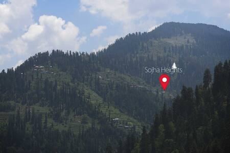 Sojha Heights - Green View