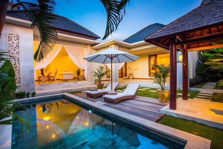 Beautiful Villa Central Bali - Denpasar - House