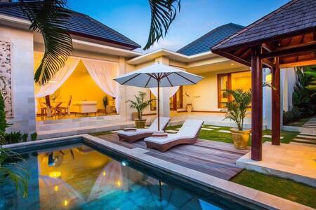 Beautiful Villa Central Bali - 登巴萨 - 独立屋