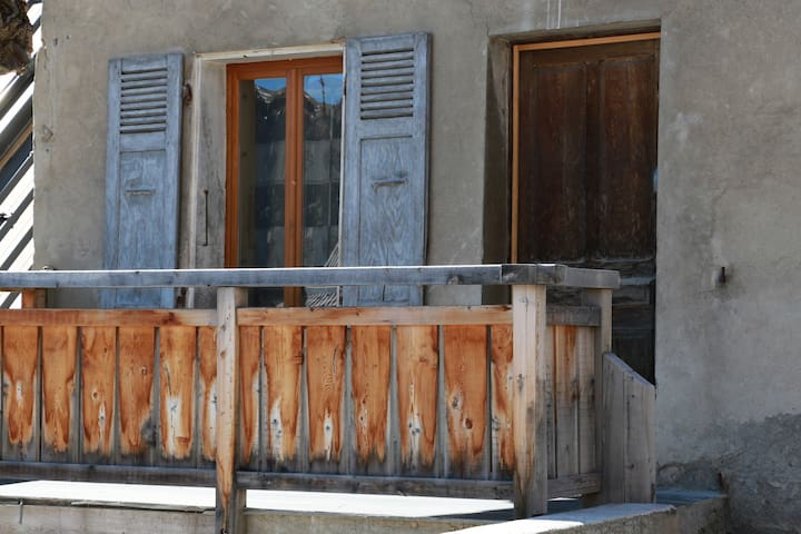 Maison à proximité des pistes, ski/vélo/rando - Huez