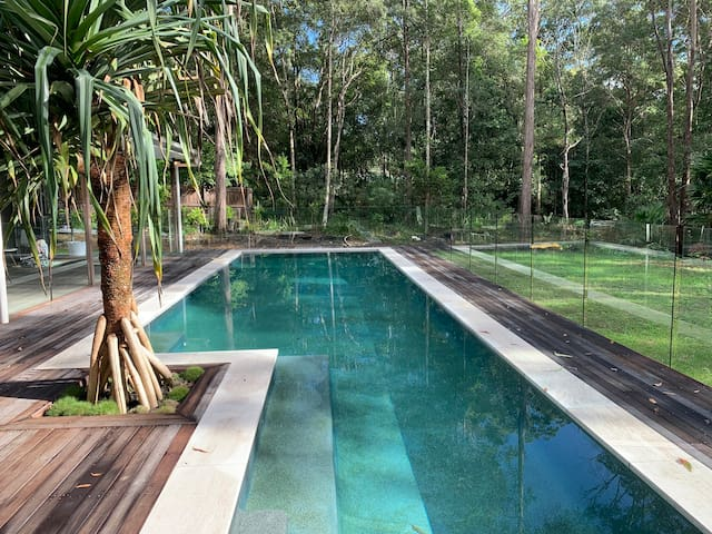Noosa Relaxed Family Forest Retreat