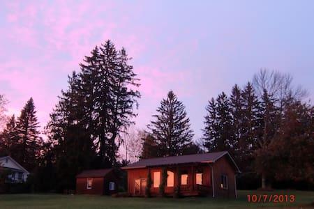Bamboo House Retreat in Catskill