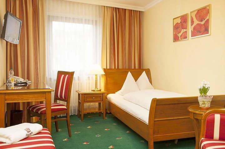 Hotel Wilder Mann (Königstein), Einzelzimmer