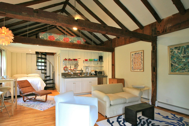 Samuel Wilbur Estate - The Loft