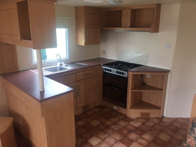 New spacious 6 bed caravan - Ingoldmells