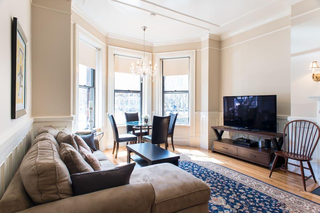 Living Room (Upper Level)