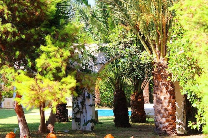 Luxurious private suite in Sfax