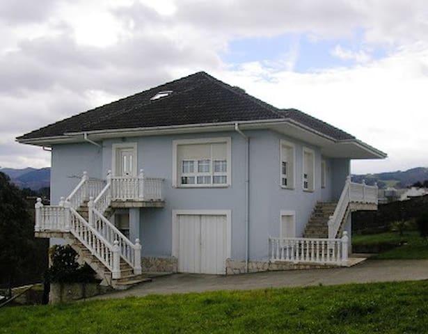 APARTAMENTO EN LUARCA, ASTURIAS COSTA, SPAIN - Luarca - Apartment