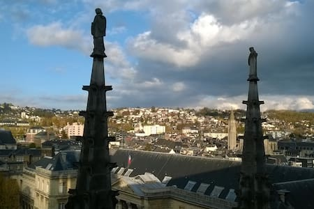 The place to stay in Rouen - Le Voltaire**** - Rouen - Leilighet